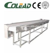 SUS 304 Vegetal de venda quente e transportador de frutas / máquinas de processamento de alimentos / data selecionando correia transportadora