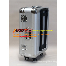 ABS Trolley Pilot Case with Tool Case Hardware