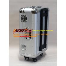 Пилотный чемодан на тележке из АБС-пластика с оборудованием для ящика для инструментов