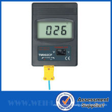 Industrial Digital Thermometer with K-TYPE Thermometer Digital Temperature Meter Electronic Temperature Meter TM902CF