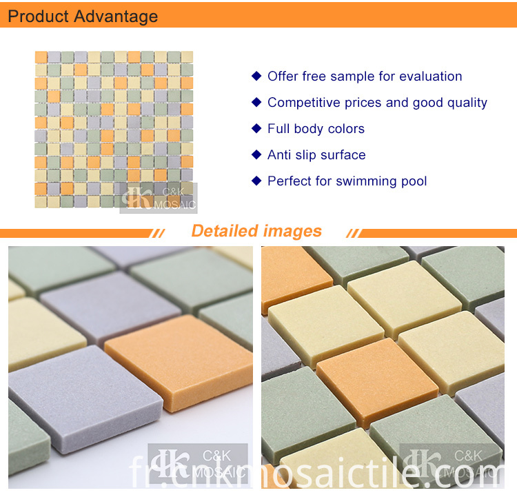 Top Sale Ceramic Mosaic Wall Tile Sheets