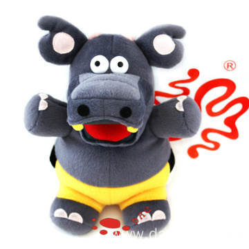 Plush Animal toy Cartoon Rhinoceros
