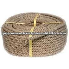 3 cuerdas cuerda de yute 2mm