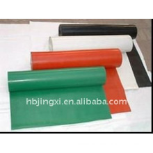 cloth insertion EPDM rubber sheet--high temp resistance