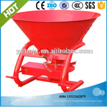 Cheap sale farm walk behind fertilizer/lime spreader for sale