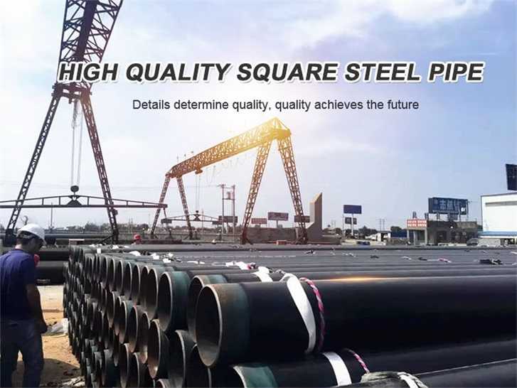 Plastic Coating Steel Pipe