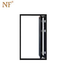 top hung aluminium bifolding window and door