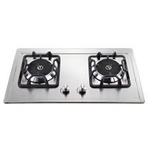 Plato de cocina en línea de gas natural