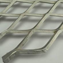Streckmetallgewebe aus Edelstahl