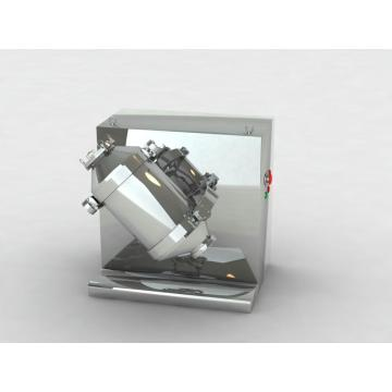Three Dimensional Motion Powder Mixer Mixing Machine