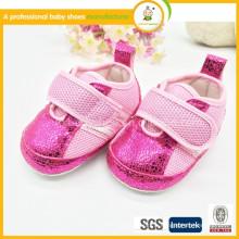 2015 nouvelle arrivée meilleure vente nouvelle mode de haute qualité soft newborn cuir mocassins bébé