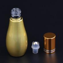 10ml Roll on Metallized Glass Bottle