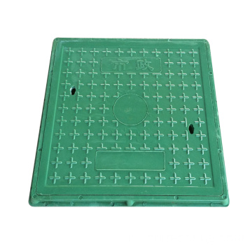 Perlindungan Manhole Waterproof Composite Square