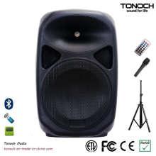 Stabile Qualität 10 Zoll Plastik DJ-Lautsprecher mit konkurrenzfähigem Preis