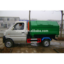 Garbage Truck With Removable Box