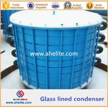 Plate Type Glr Condenser / Glass Lined Condenser