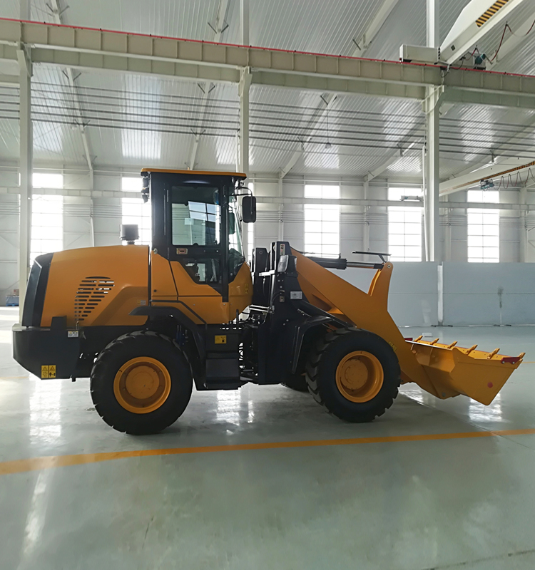 China Mini Loader Price
