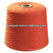 100% pure mogolian cashmere yarn, cashmere yarn price in China