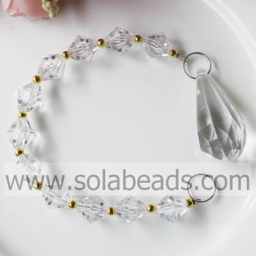Top Selling 270MM Length Acrylic Beading Pendant