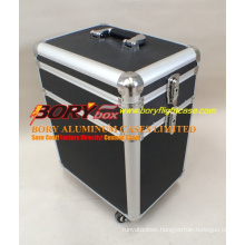 Custom High Quality Locking Aluminum Carry Case with Rails