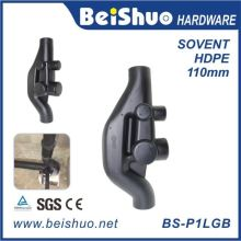 110mm HDPE Drainage Butt Fusion PE Fitting Sovent
