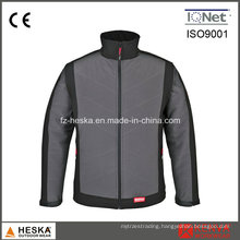 New Design Men Padding Softshell Jacket