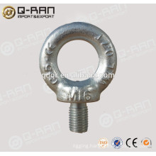 Rigging Forged Galvanized Nut and Bolt DIN580/582