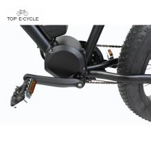 Auf Lager bafang BBS02 8FUN Mid-Drive-Motor-Kit für Ebike