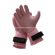 Hot Sales Pink Women Neoprene Surfing Glove (SNNG07)