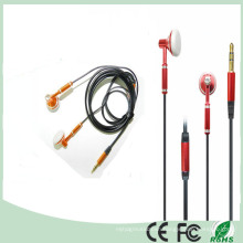 CE, RoHS Certificate Stereo Mobile Phone Music Earphone