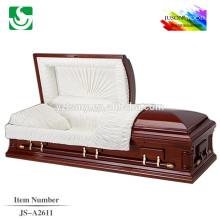 Cercueil de luxe style américain