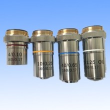 Microscópio Plano Acessório Achromatic Objetivo para Microscópio