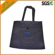 plegables bolsas de compras no tejidas