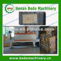 PE film heat shrink packing machine for charcoal rods or wood briquettes