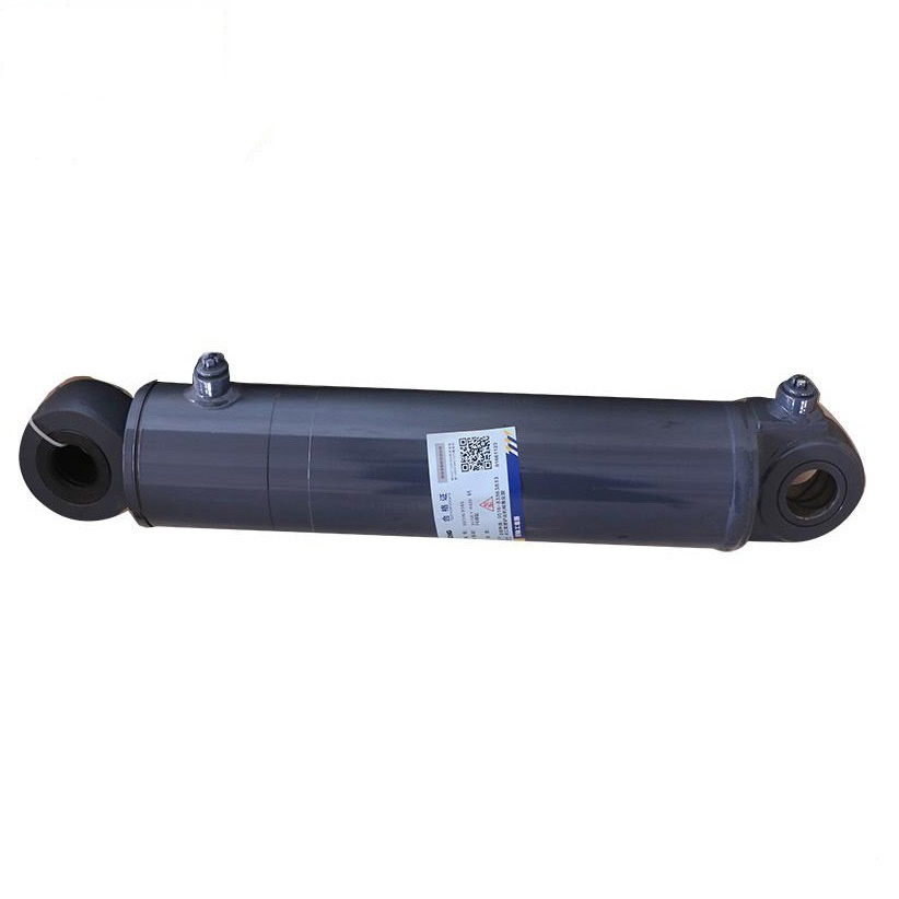 Steering Cylinder 803069946 Xgyg01 042d For Xcmg Wheel Loader Spare Parts Lw500fn