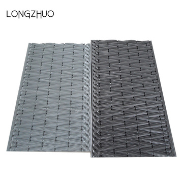 750 mm bredd PVC Cross-Flow Cooling Tower Fill Packing