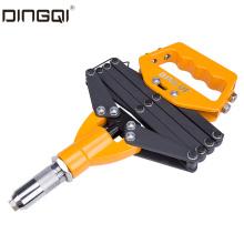 Rebitadeira de mão dobrável profissional preguiçosa DingQi