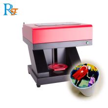 Imprimante de café d'ondulations pour l'impression de café latte