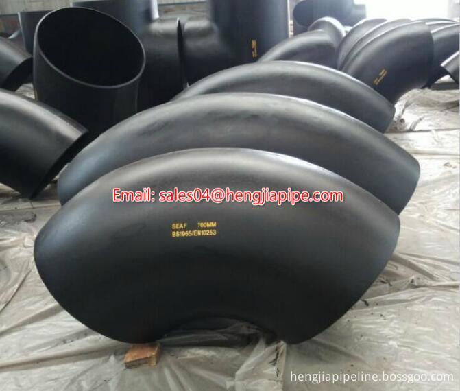 EN10253 pipe elbow