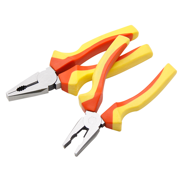 VDE combination plier