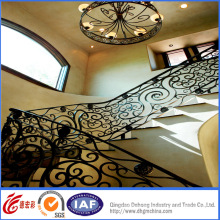 Beautiful Ornamental Wrought Iron Handrailing