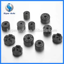 Auto Partes válvula amortiguadora de amortiguador sinterizado ajustable