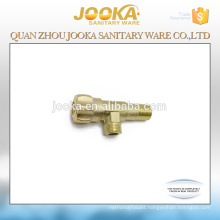 High quality zinc alloy golden angle valve
