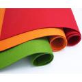Feutre de polyester perforé à l'aiguille Syhthetic