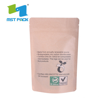 Tryckplatta Biodegradable Compostable Bag