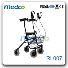 Rolo de andador de antebraço idoso RL007