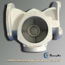 Boîtier de pompe à écoulement en aluminium
