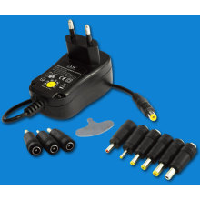 Cargador de pared universal AC DC Adapter