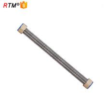 B17 4 13 Manguera de ducha de acero inoxidable Manguera de acero inoxidable Manguera de latón flexible de latón
