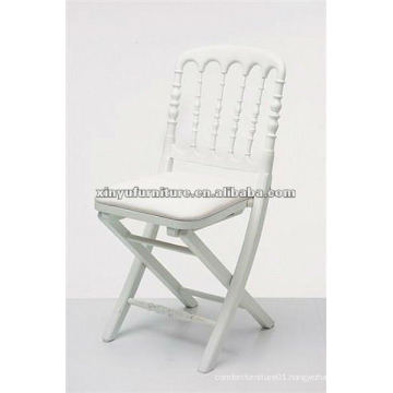 folding wooden wedding chiavari chair XA3051
